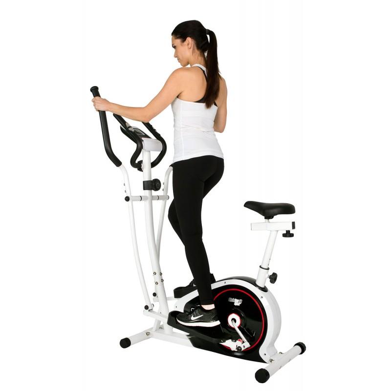 CT4 2in1 elliptikus szobakerékpár